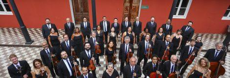 Camerata Antiqua de Curitiba celebra 45 anos em concerto na Catedral Basílica de CuritibaFoto: Daniel Castellano / SMCS