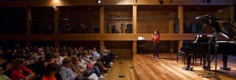 Concerto didático na Capela Santa Maria - Divulgação - Foto Unicultura