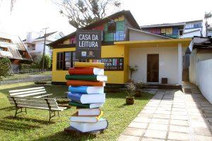 casa de leitura manoel carlos karan